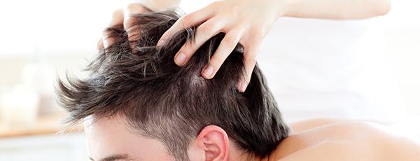 意外と知らない頭皮の硬さと薄毛の繋がり