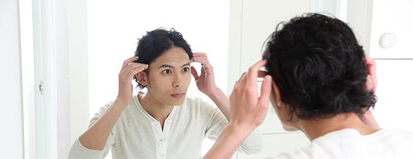 正しい整髪料の使い方は?