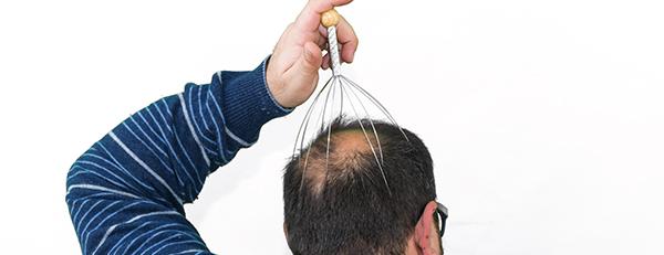 AGA対策に、薄毛を改善する頭皮マッサージ4選