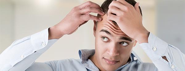 薄毛に繋がりやすい、冬場に頭皮が臭くなる理由とは?